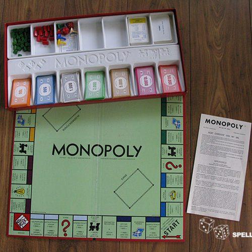 Monopoly 1970 | Spellen Expert
