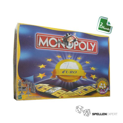 Monopoly Euro editie | Spellen Expert
