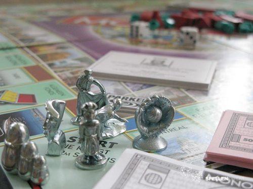 Monopoly Wereldeditie   Spellen Expert