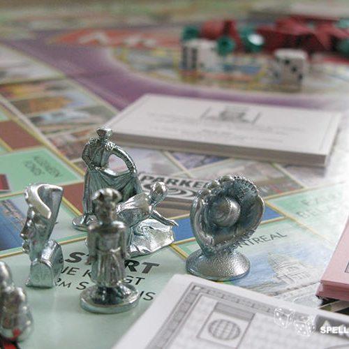 Monopoly Wereldeditie | Spellen Expert