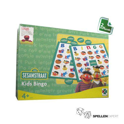 Sesamstraat Kids Bingo   Spellen Expert