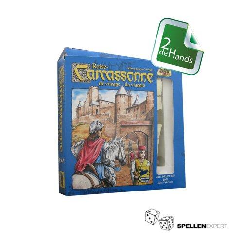 Carcassonne (Duits) - reisspel | Spellen Expert