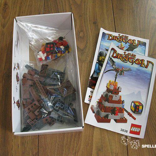 Lego: Lava Dragon | Spellen Expert