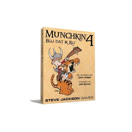 Munchkin 4 | Spellen Expert