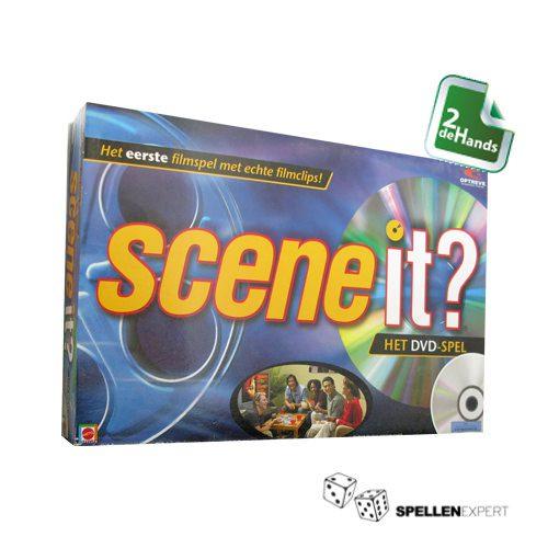 Scene it? | Spellen Expert