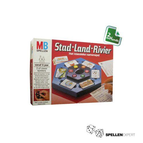 Stad Land Rivier | Spellen Expert