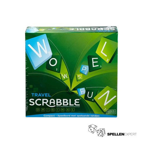 Scrabble Travel (2014) | Spellen Expert