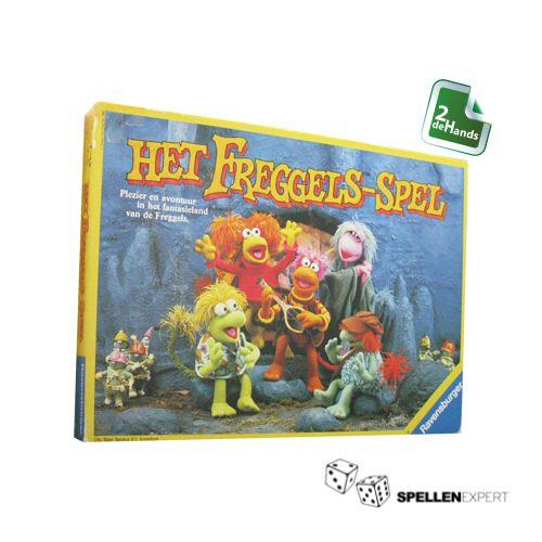 Het Freggels Spel | Spellen Expert