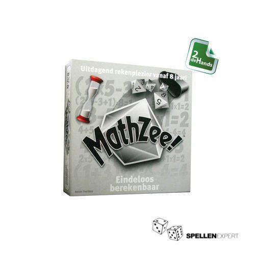 Mathzee | Spellen Expert
