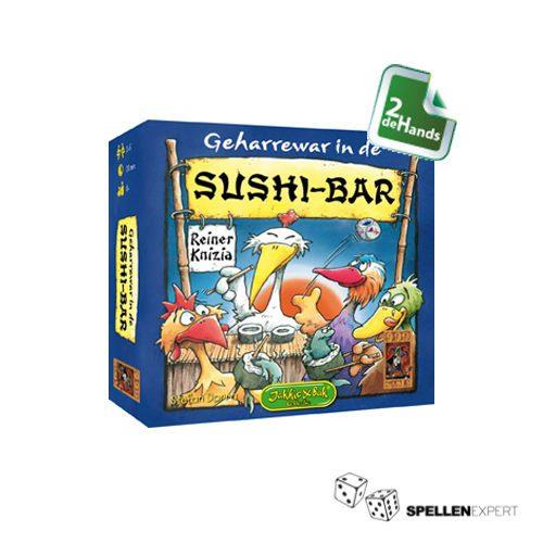 Geharrewar in de Sushi-bar | Spellen Expert