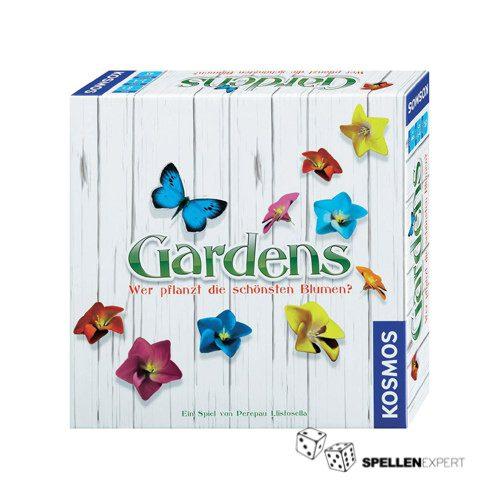 Gardens | Spellen Expert