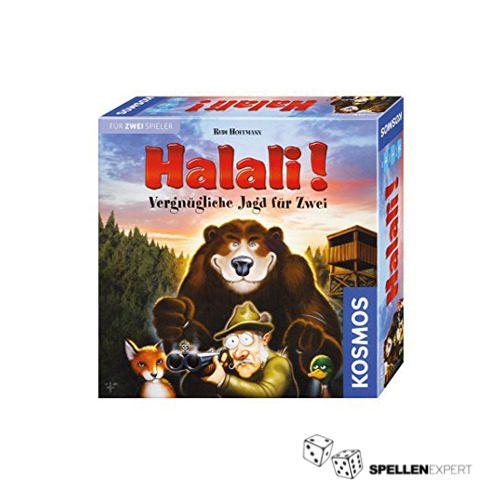 Halali (De beer is los) | Spellen Expert