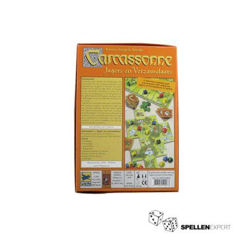 Carcassonne: Jagers en Verzamelaars | Spellen Expert
