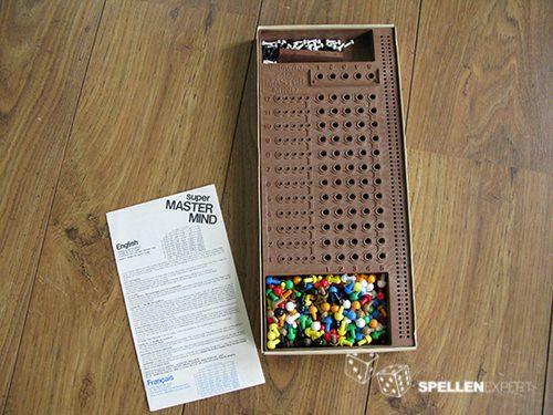 Mastermind Deluxe | Spellen Expert