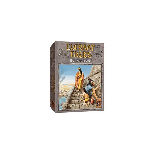 Eufraat & Tigris: Het Kaartspel | Spellen Expert