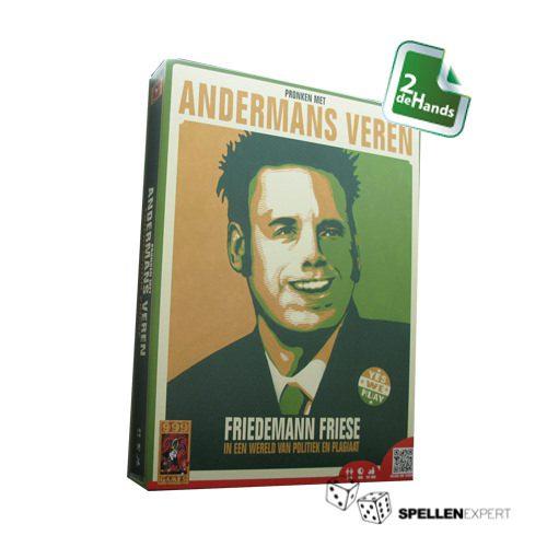 Andermans Veren | Spellen Expert