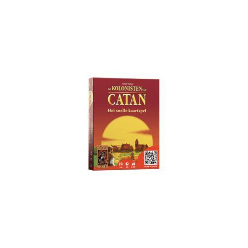 Catan - Het snelle kaartspel | Spellen Expert