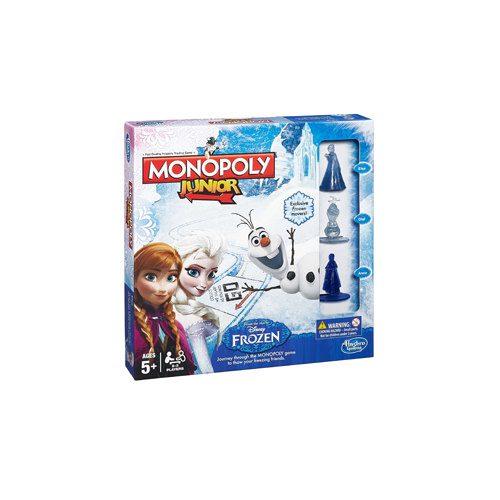 Monopoly Junior Disney Frozen | Spellen Expert