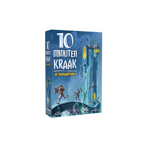10 minuten Kraak | Spellen Expert