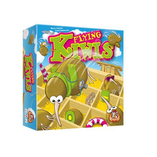 Flying Kiwis | Spellen Expert