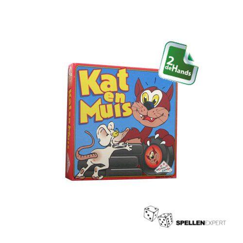Kat en Muis | Spellen Expert