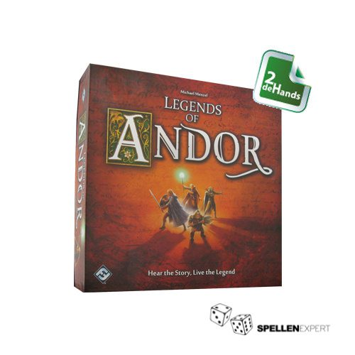 Legends of Andor | Spellen Expert