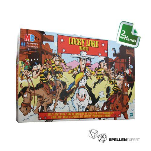 Lucky Luke Wanted | Spellen Expert