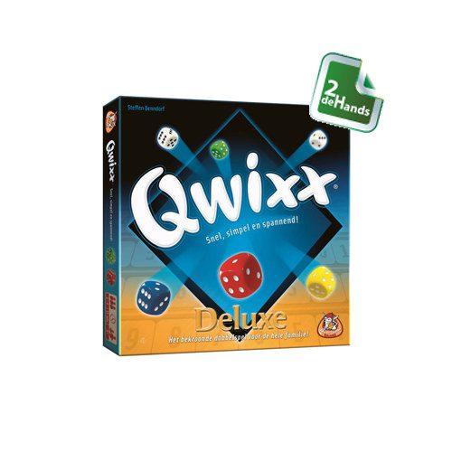 Qwixx Deluxe | Spellen Expert