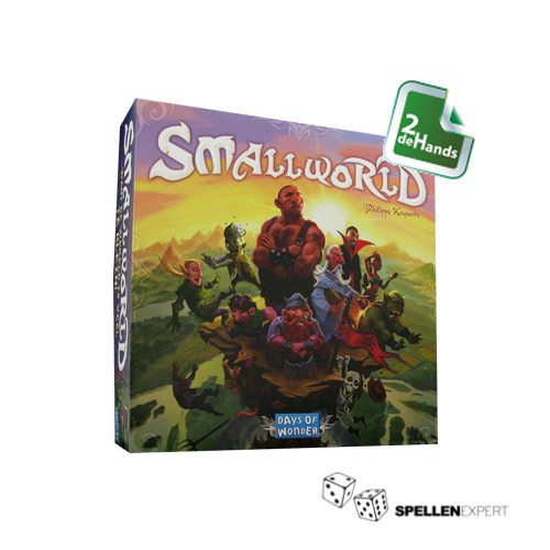 Small World | Spellen Expert