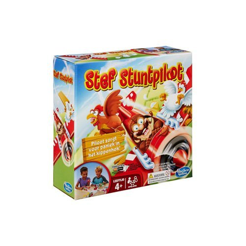 Stef Stuntpiloot | Spellen Expert