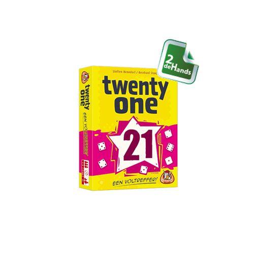 Twenty One (21) | Spellen Expert