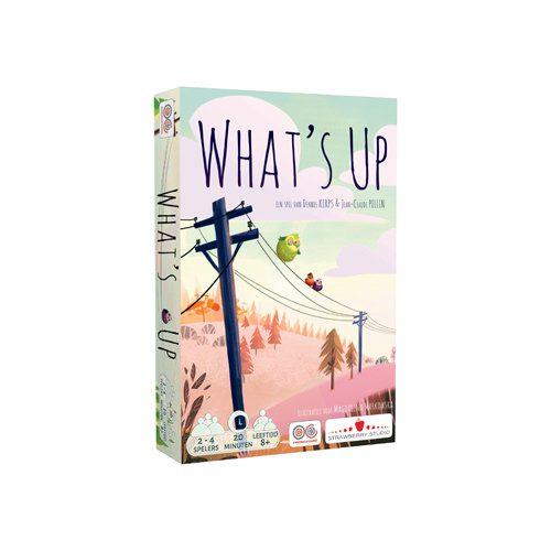 What's Up | Spellen Expert