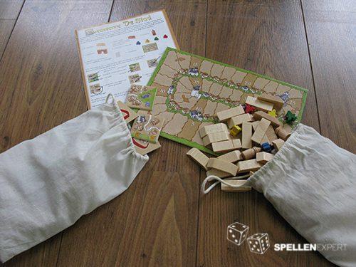 Carcassonne De Stad | Spellen Expert