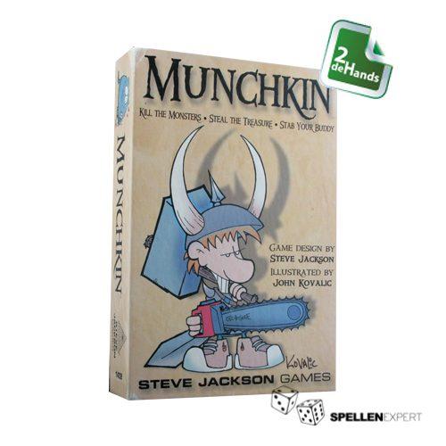 Munchkin (Engels) | Spellen Expert