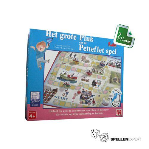 Het grote Pluk en de Petteflet spel | Spellen Expert