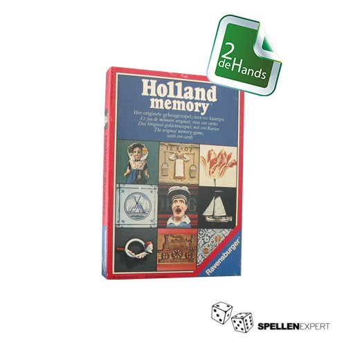 Holland Memory | Spellen Expert