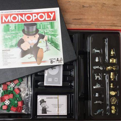 Monopoly Pionnenparade | Spellen Expert