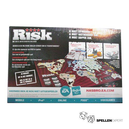 Risk 2008 | Spellen Expert