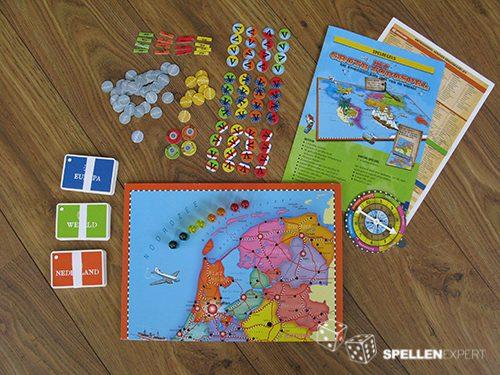 Het Grote Topospel | Spellen Expert