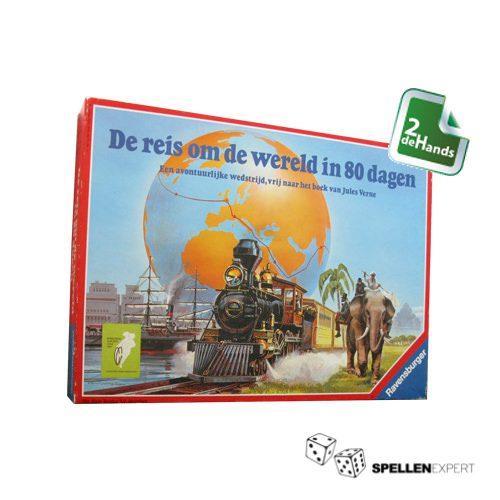 De reis om de wereld in 80 dagen   Spellen Expert