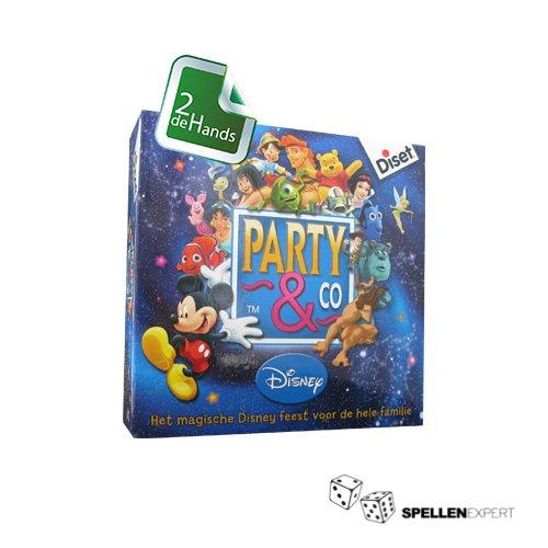 Party en Co Disney | Spellen Expert