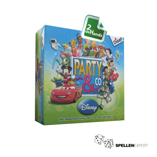 Party en Co Disney | Spellen Expert