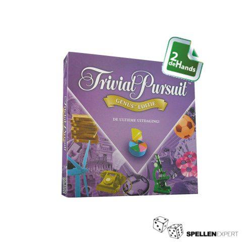 Trivial Pursuit Paars | Spellen Expert