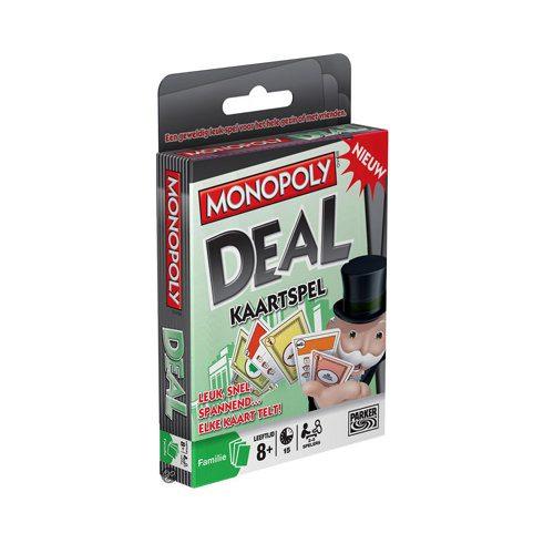 Monopoly Deal (België)   Spellen Expert