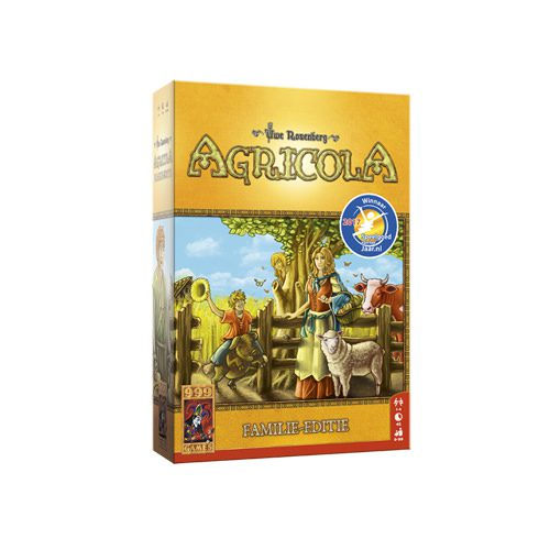 Agricola Familie editie | Spellen Expert