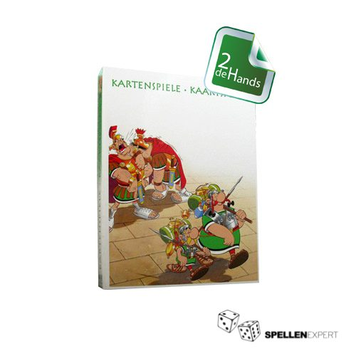 Asterix als Legioensoldaat - kaartspelen | Spellen Expert