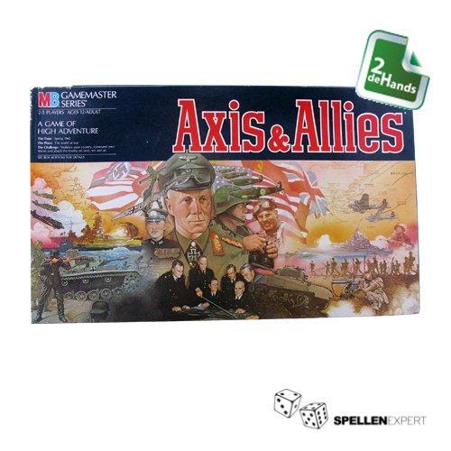 Axis & Allies | Spellen Expert