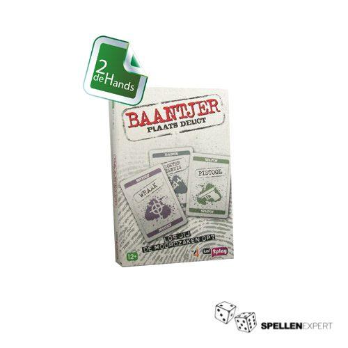 Baantjer Plaats Delict | Spellen Expert