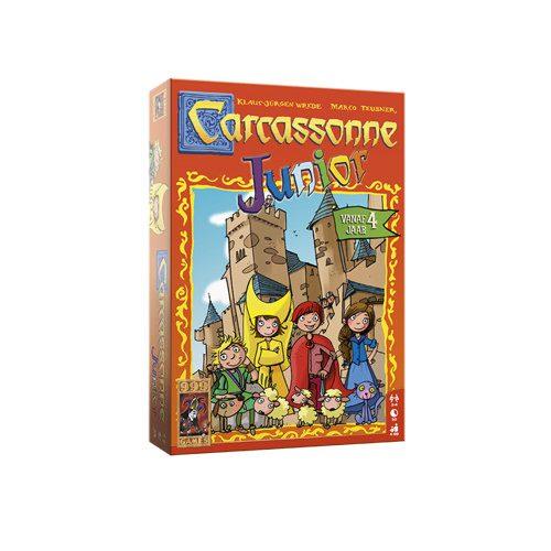 Carcassonne Junior | Spellen Expert