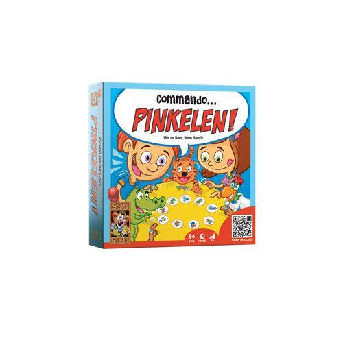 Commando Pinkelen | Spellen Expert